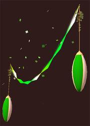 Green-white-brewday-streamer