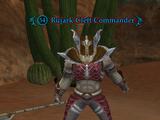 Rujark Cleft Commander