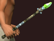 Wand of the Amaranth (Equipped)