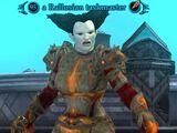 A Rallosian taskmaster