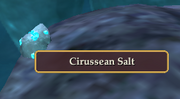 Cirussean Salt (Harvest)