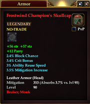 Frostwind Champion's Skullcap