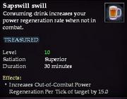 Sapswill swill