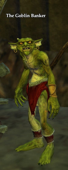 The Goblin Banker Everquest 2 Wiki Fandom Powered By Wikia