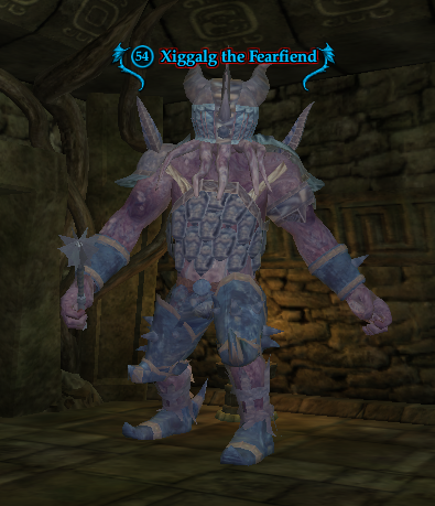 Xiggalg the Fearfiend | EverQuest 2 Wiki | FANDOM powered by