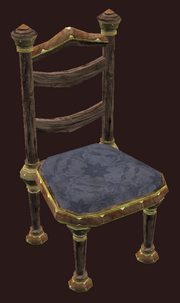 Blackhearted Chair (Visible)