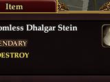 Bottomless Dhalgar Stein