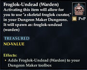 Froglok-Undead (Warden)