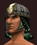 Slayer's Combine Coif (Equipped)