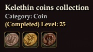 Kelethin coins collection
