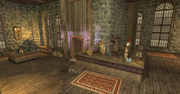 Sneed Galliway's Trading Post (interior)