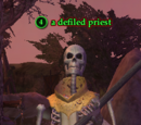 A defiled priest (Queen's Colony)