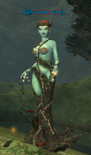 A tainted maiden