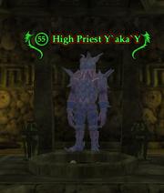 High Priest Y`aka`Y