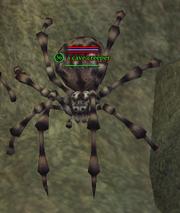 A cave creeper