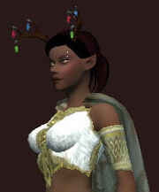 Festive frostfell antlers(Equipped)