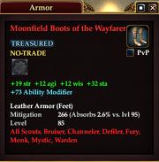 Moonfield Boots of the Wayfarer