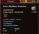 Selo's Rhythmic Musicbox
