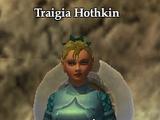 Traigia Hothkin