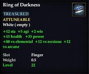 Ring of Darkness (Thundering Steppes)