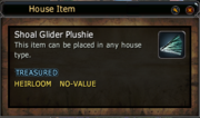 Shoal Glider Plushie