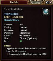 Steamfont Stew
