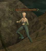 A songstress mender