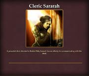 Agent Cleric Sararah AgentCollection