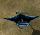 An ocean glider