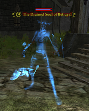 The Drained Soul of Betrayal
