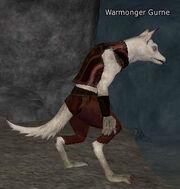 Warmonger Gurne