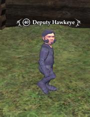 Deputy Hawkeye