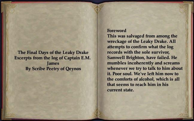 Leaky drake 1