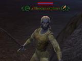A Thexian explorer