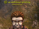 An ambitious grimling