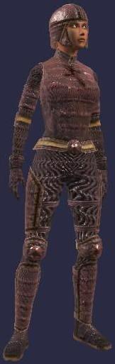Nightbane Blood Mail (female)