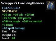 Scrapper's Ear-Lengtheners