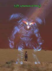 A phantasm of Odox