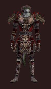 Bonded Drakizite (Armor Set) (Visible, Male)