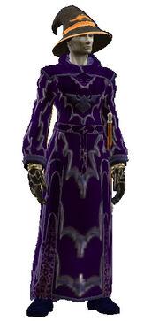 Darkbriar's Masquerade Robe (Visible)