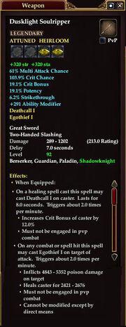 Darklight Soulripper