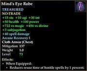 Mind's Eye Robe