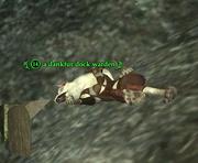 A dankfur dock warden