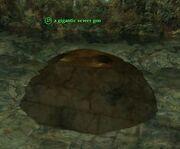 A gigantic sewer goo