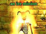 An ire minion
