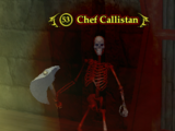 Chef Callistan