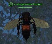 Stingswarm buzzer