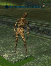 The custodian of cul'kahn