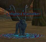 A Blighted Fearstalker