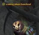 A rotting othmir bonefiend